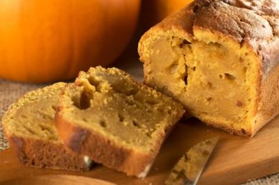 Pueblo Pumpkin/Squash Piñon Nut Sweetbread